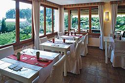 Sala colazione Hotel Cernia